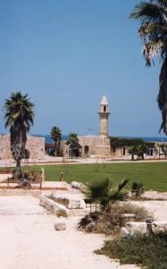 Jardín en Cesarea © Joaquim Pisa
