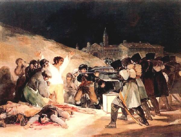 Fusilamientos del3demayo