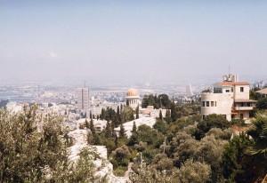 Panorámica de Haifa © Joaquim Pisa