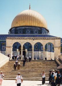 Mezquita de Al Aksa © Joaquim Pisa