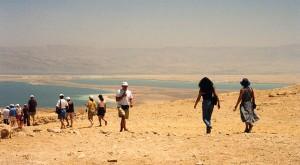 Descendiendo hacia el mar Muerto © Joaquim Pisa