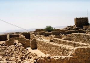 Ruinas de Massada © Joaquim Pisa