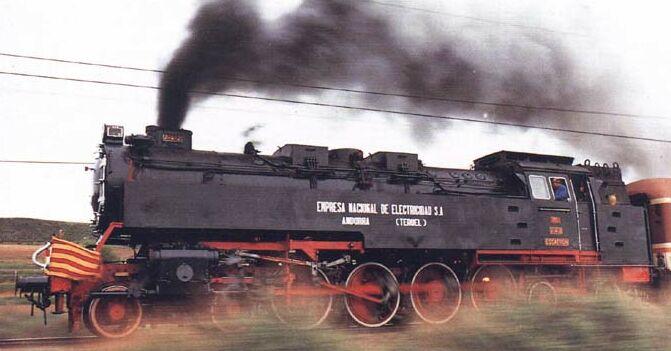 El tren, evocación y simbolismo